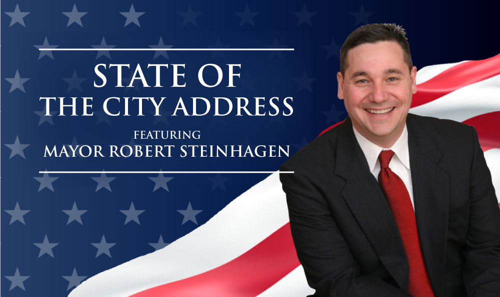 McLendon-Chisholm State of the City Address