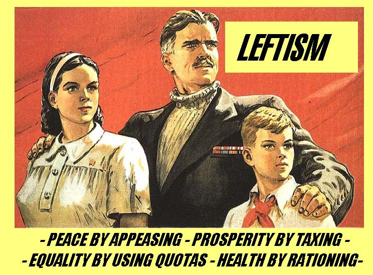Local Leftists Efforts to Divide Are Futile In Conservative-Minded Communities Like Ours!