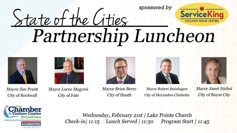 State of the Cities Partnership Luncheon