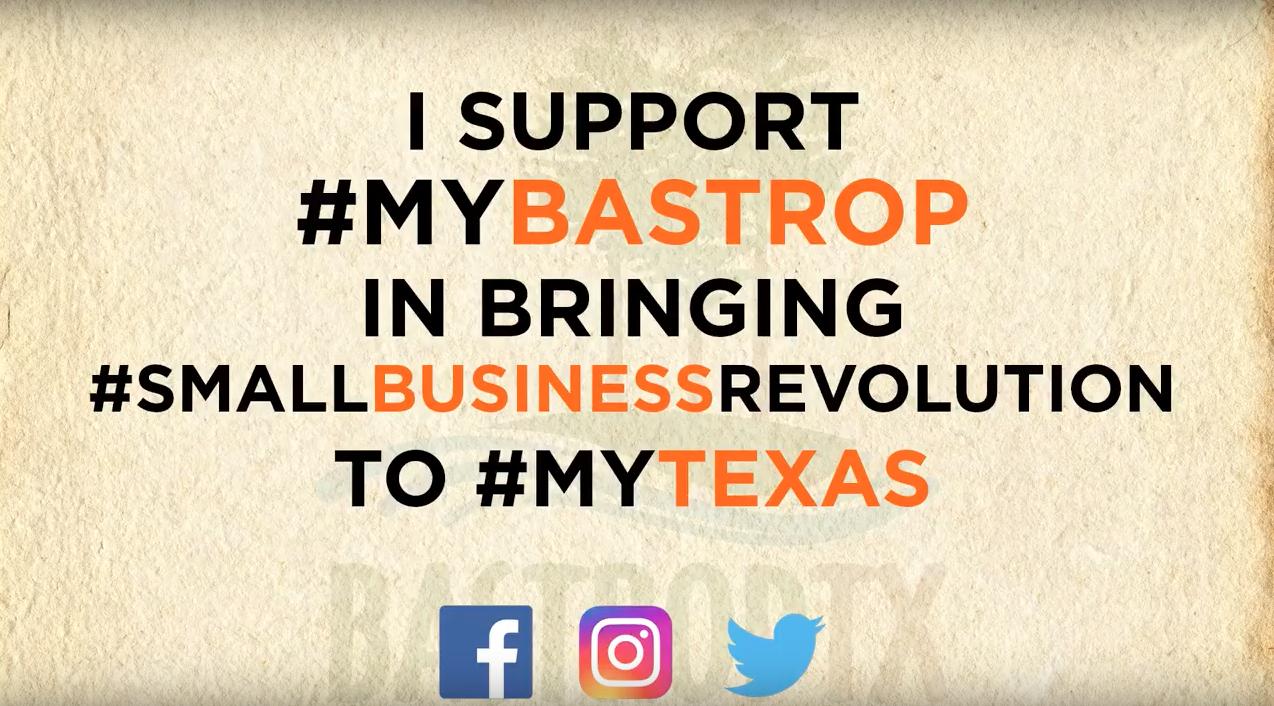 I Support My Bastrop