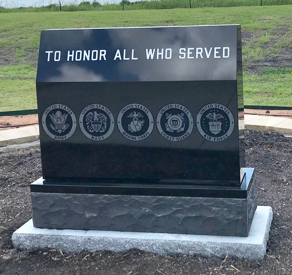 McLendon-Chisholm Veterans Memorial