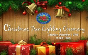 Annual Christmas Tree Lighting @ City Hall
