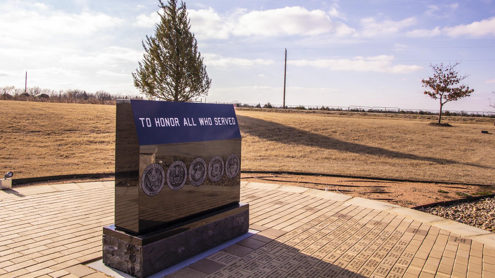 Veteran's Memorial 02