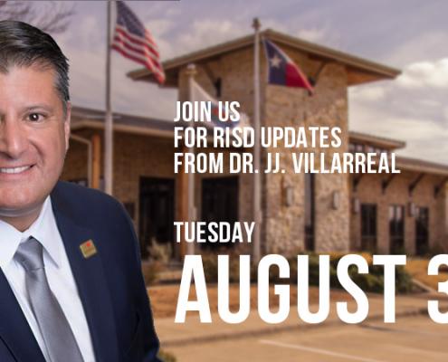 RISD Community Forum August 3, 2021