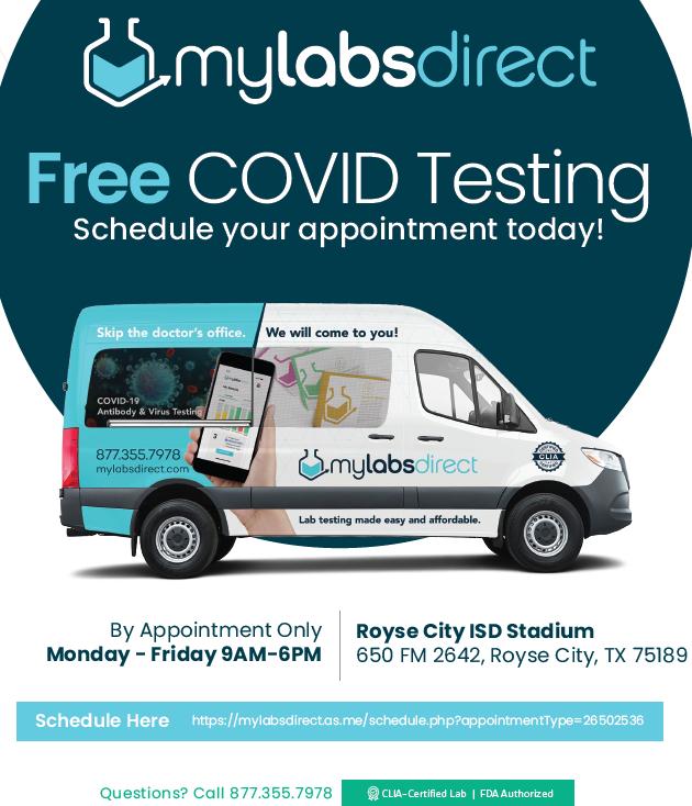 Free Covid Testing